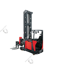 1.0T-1.35T Linde Very Narrow Aisle Man-up Trucks