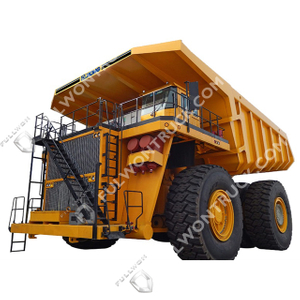 XDE200 Electric Drive Mining Dump Truck Supply by Fullwon