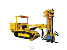 Fullwon Narrow Vein Single Boom Face Drilling Rig