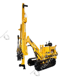 SW458 Crawler Mounted DTH Drilling Rig by Fullwon