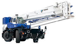 TADANO Cheap Rough Terrain Crane GR-500EXL(Right-hand drive)