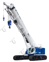 TADANO Cheap Telescopic Boom Crawler Cranes- GTC-1200