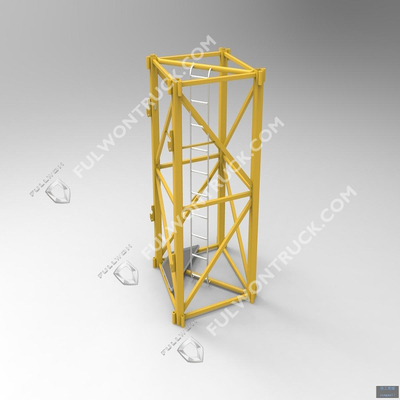 XCMG Crawler crane 63EA.11.1 Standard Section (with bolts)
