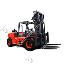 LG120DT Diesel Forklift Supply by Fullwon
