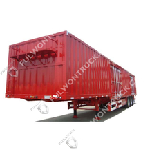 Fullwon Box Semi Trailer
