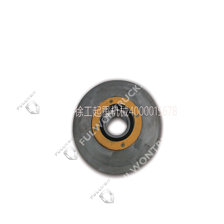 XCMG Truck crane QY25K.02II.3.19 Pulley assembly (XN)