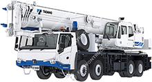 TADANO Cheap Truck Crane - GT-600ER (Right-hand drive)