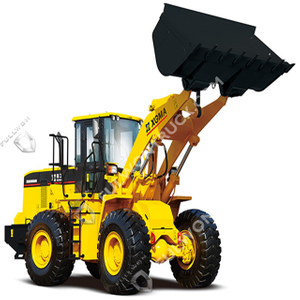 XG956H Wheel Loader Supply by Fullwon