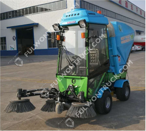 Fullwon City Sanitation Road Sweeper