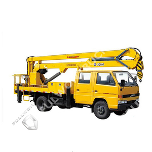 XCMG Folding Jib Aerial Working Vehicle XZJ5060JGK Supply by Fullwon