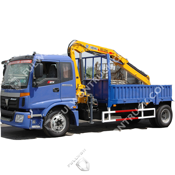 Fullwon Xcmg Knuckle Crane Sq3 2zk1