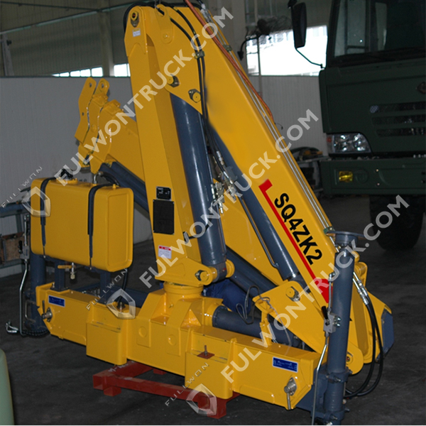 Fullwon XCMG Knuckle Crane SQ4ZK2
