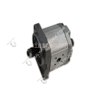 XCMG Truck crane Cooling fan drive motor inlet APMR20011-225