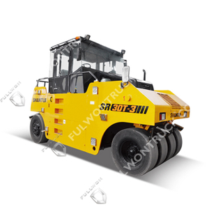 SR26T-3/SR30T-3 Wheel Road Roller Supply by Fullwon