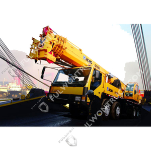 XCMG Mobile Crane QY35K5 Supply by Fullwon
