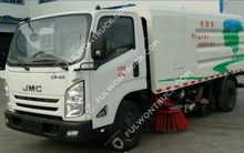 Fullwon Truck Mounted Road Cleaning Sweeper Truck (pressure Water Washing)