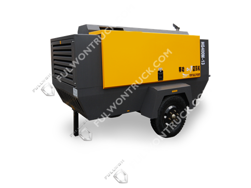 Fullwon Diesel Shift Series Mobile Screw Air Compressor