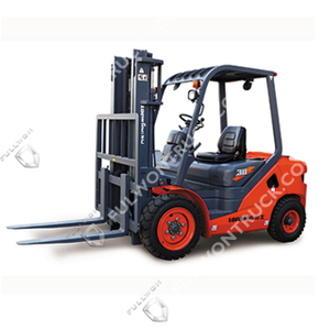LG30D(T) Diesel Forklift Supply by Fullwon