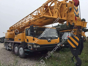 XCMG Mobile Crane XCT70E Supply by Fullwon