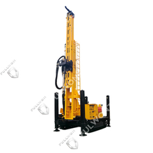 Fullwon SWS400SH Crawler Mounted Telescoping Mast Well Drilling Rig