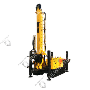Fullwon SWS500C Crawler Mounted Versatile Well Drilling Rig