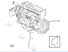 Fullwon VOLVO Original Engine Assy