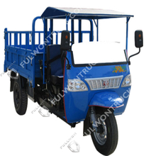 Fullwon New Condition 3 Wheels Truck/Tricycle with Wind Shield