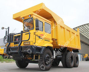 SW875B Off-road Wide-body Dump Truck Supply by Fullwon