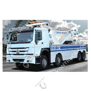 Fullwon Boom And Sling Integrated Type Mini Road Wrecker Truck