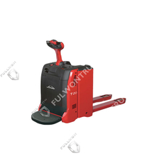 2.0T Linde Stand-on Electric Pallet Truck