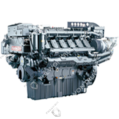 YANMAR Cheap Commercial Marine-12AYM-WST