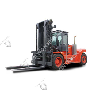 LG160DT Diesel Forklift Supply by Fullwon