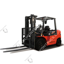 LG45DT Diesel Forklift Supply by Fullwon