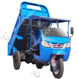 Fullwon 3 Wheels Truck/Tricycle with Hydraulic Lifter