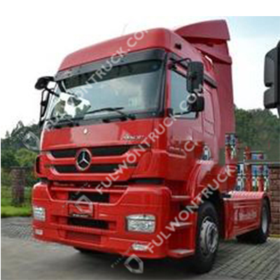 High Quality Second-hand Truck Tractor Benz (Axor 1840)