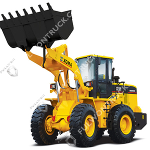 XG955H Wheel Loader Supply by Fullwon