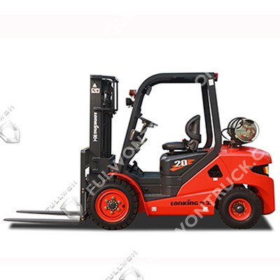 LG20GLT Gasoline/LPG Forklift Supply by Fullwon