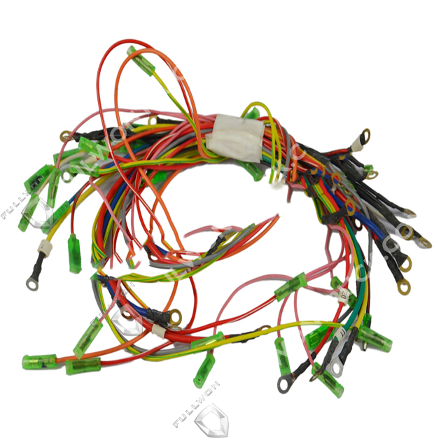 XGMA Loader parts Dashboard connection harness
