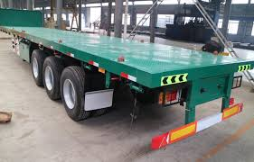 Two Things to Consider When Choosing a Flatbed Trailer